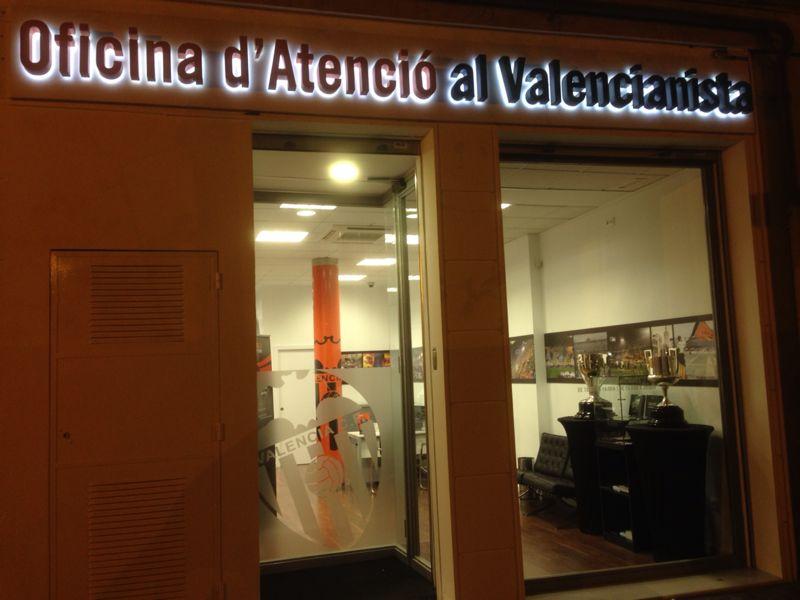 Oficina Atención Valencianista